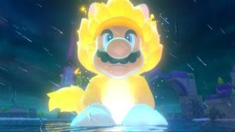 Super Mario 3D World para Switch vai ganhar Mario e Bowser gigantes
