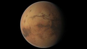 O que é o Google Mars?