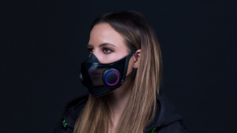 Razer vai lançar Project Hazel, máscara N95 para gamers, com estas mudanças