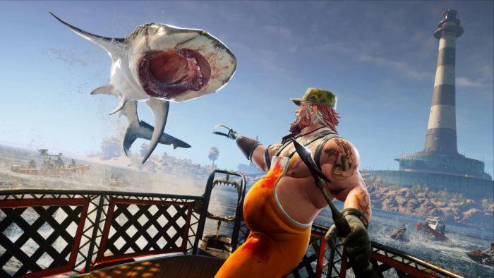 Evolua o tubarão e se torne cada vez mais um predador feroz (Imagem: Divulgação / Tripwire)