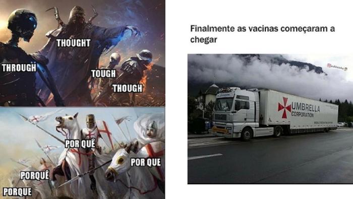 O que são memes? (Imagem: Facebook/Divulgação)
