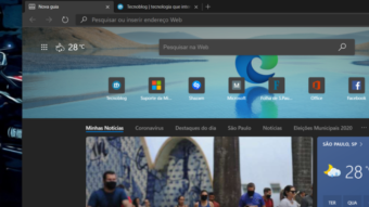 Microsoft Edge ganha sincronização de histórico e abas