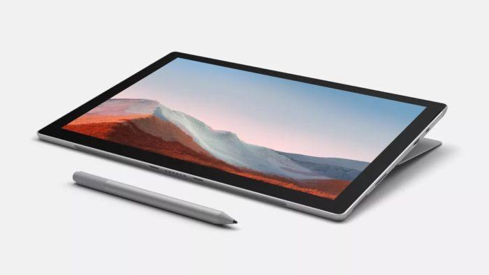 Surface Pro 7+ (imagem: divulgação/Microsoft)