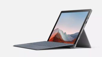Microsoft lança Surface Pro 7+ com Intel Core de 11ª geração