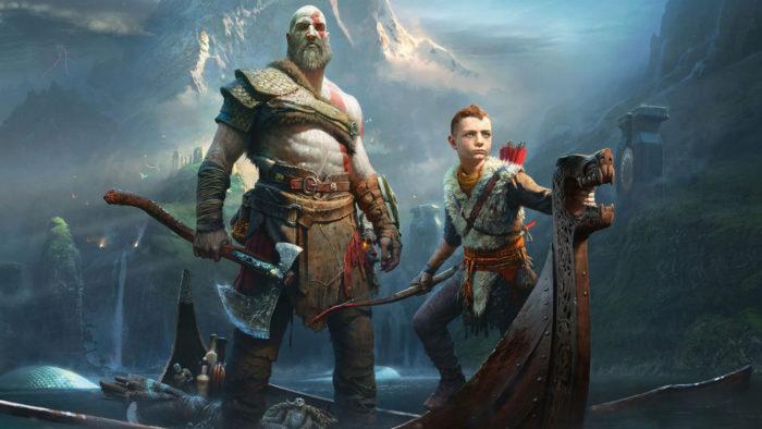 God of War (Imagem: Divulgação/Santa Monica Studio/Sony Interactive Entertainment)