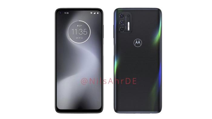 Suposto Motorola Moto G Stylus (2021) para a América do Norte (Imagem: Reprodução/Nils Ahrensmeier/Voice)