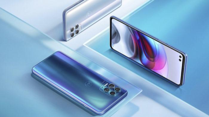 Motorola Edge S (Imagem: Divulgação/Lenovo)