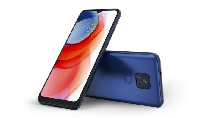 Motorola Moto G Play de 2021 (Imagem: Divulgação/Motorola)