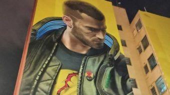 Mural de Cyberpunk 2077 em SP é multado em R$ 410 mil