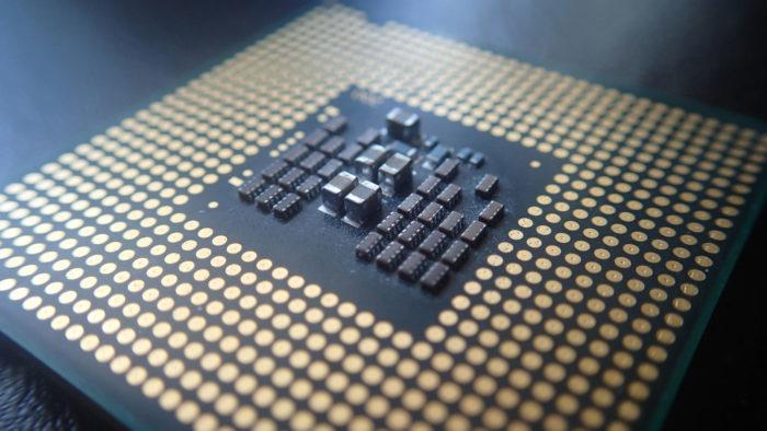 Processador visto de perto (Imagem: TobiasD/Pixabay)