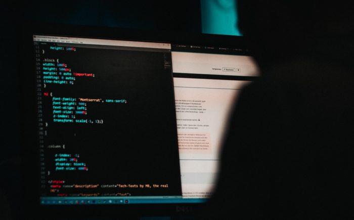 O que é CSS? / Mika Baumeister / Unsplash