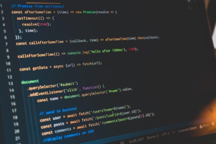 O que é Javascript / Pankaj Patel / Unsplash
