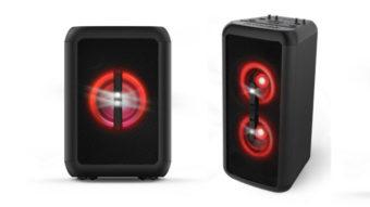 Philips NX100 e NX200 são novas caixas de som Bluetooth para festas