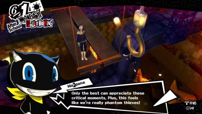 Persona 5 (Imagem: Reprodução/Atlus)