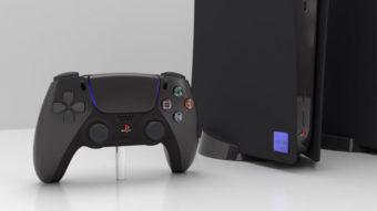 PS5 terá modelo não-oficial inspirado no PS2