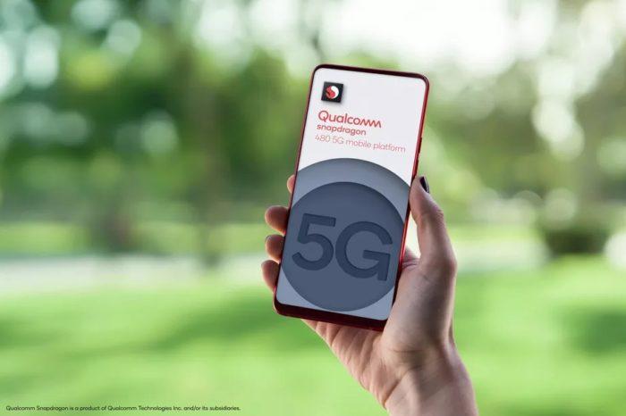 Snapdragon 480 tem suporte a 5G (imagem: divulgação/Qualcomm)