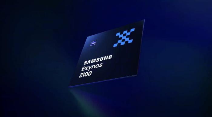 Samsung Exynos 2100 (Imagem: Reprodução/Samsung)