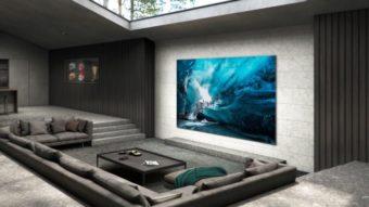 Samsung promete lançar primeiras TVs MicroLED no Brasil em 2021