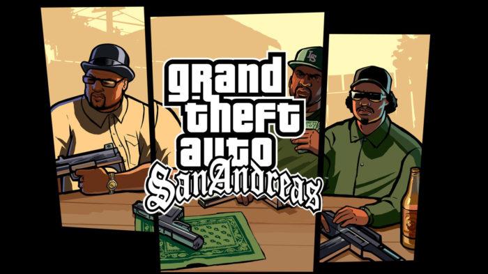 GTA San Andreas (Imagem: Divulgação/Rockstar Games)