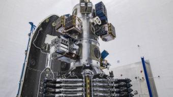 SpaceX lança satélites com lasers para melhorar internet Starlink