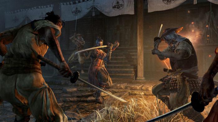 Sekiro: Shadows Die Twice (Imagem: Divulgação/FromSoftware/Activision)