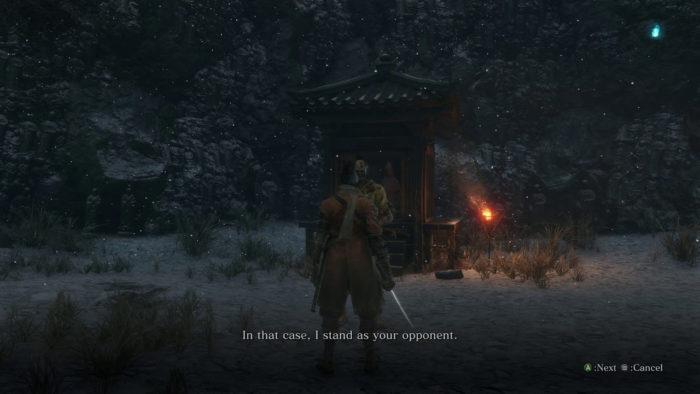 Sekiro: Shadows Die Twice (Imagem: Reprodução/FromSoftware/Activision)