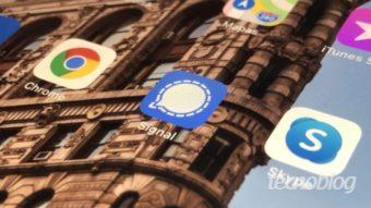 Signal adota recursos do WhatsApp em disputa de mensageiros
