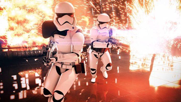 Star Wars Battlefront 2 pode ser baixado de graça na Epic (Imagem: Divulgação/EA)