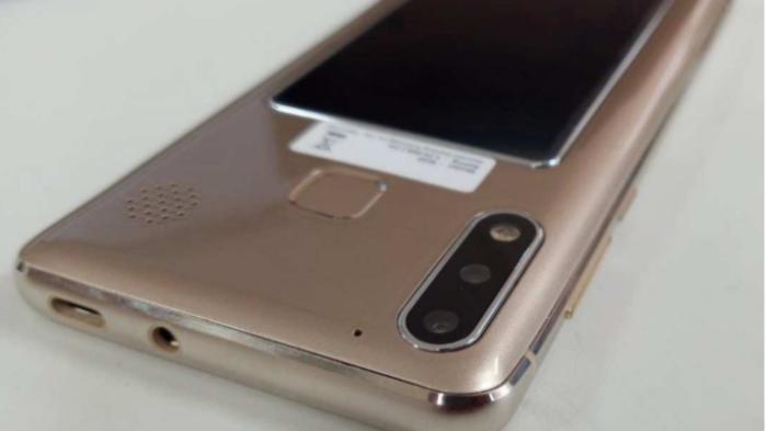 Maquininha da Tectoy é acoplada a smartphone (Imagem: Reprodução/Anatel)