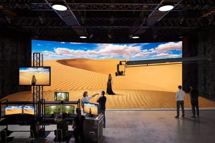 Tela MicroLED da Sony é focada no cinema (Imagem: divulgação/Sony)