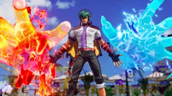 The King of Fighters 15 ganha trailer e confirma personagens