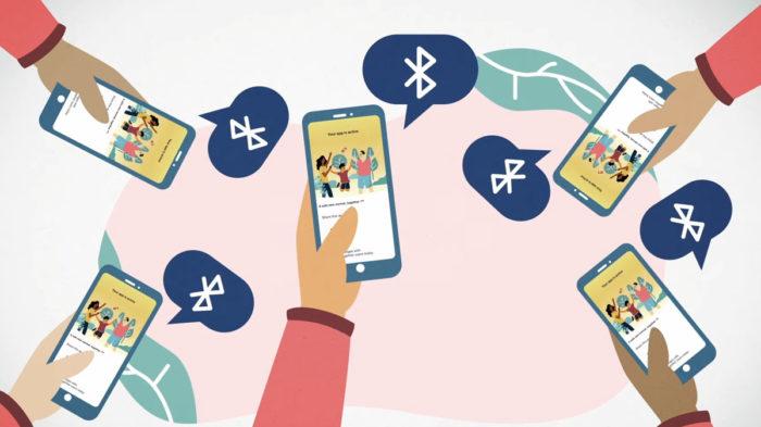 TraceTogether, app de rastreamento de contato de Singapura (Imagem: Reprodução)