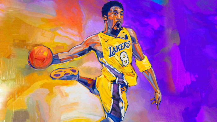 Kobe Bryant (1978-2020) é destaque em NBA 2K21 (Imagem: Divulgação/Visual Concepts/2K Sports)