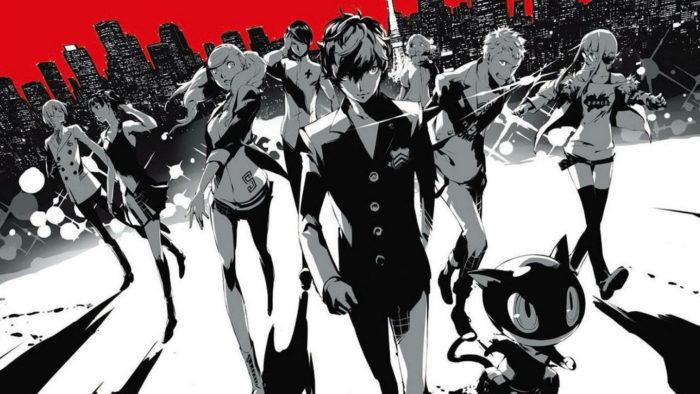Persona 5 (Imagem: Divulgação/Atlus)