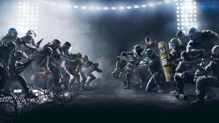 Tom Clancy's Rainbow Six Siege (Imagem: Divulgação/Ubisoft) / troféus rainbow six siege