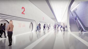 Virgin Hyperloop divulga vídeo de como seria viajar a 800 km/h