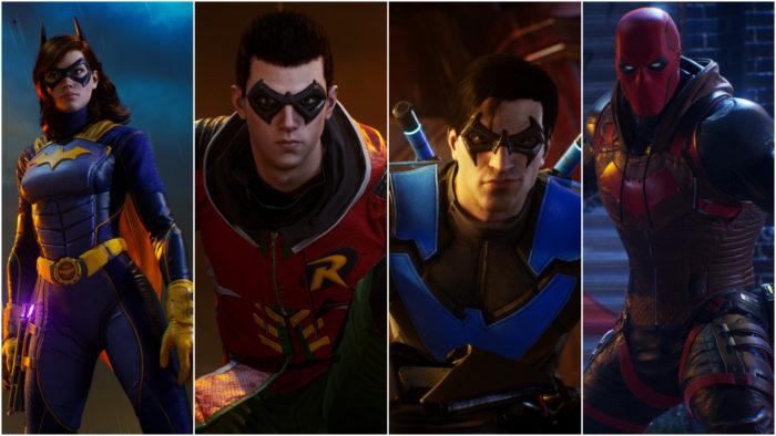 Games da Warner, como Gotham Knights, terão foco online (Imagem: Divulgação/Warner)