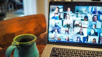 Como testar a webcam e microfone no Google Meet