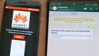 Malware usa recurso do WhatsApp para se espalhar no Android