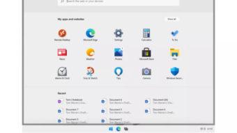 Windows 10X vaza com interface semelhante ao Chrome OS