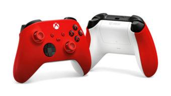 Xbox Series X e S ganharão novo controle Pulse Red