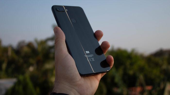 Xiaomi Mi 8 Lite (Imagem: Alejandro Morgado/Unsplash)