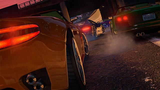 Descubra como jogar as corridas personalizadas de GTA V (Imagem: Divulgação / Rockstar)