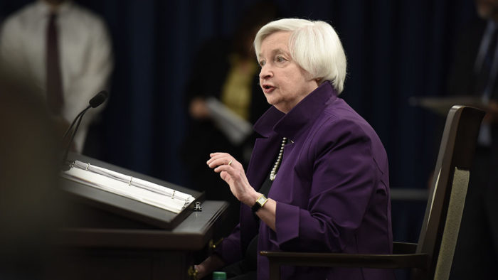 Janet Yellen, Secretária do Tesouro dos EUA (Imagem: Federalreserve/Flickr)