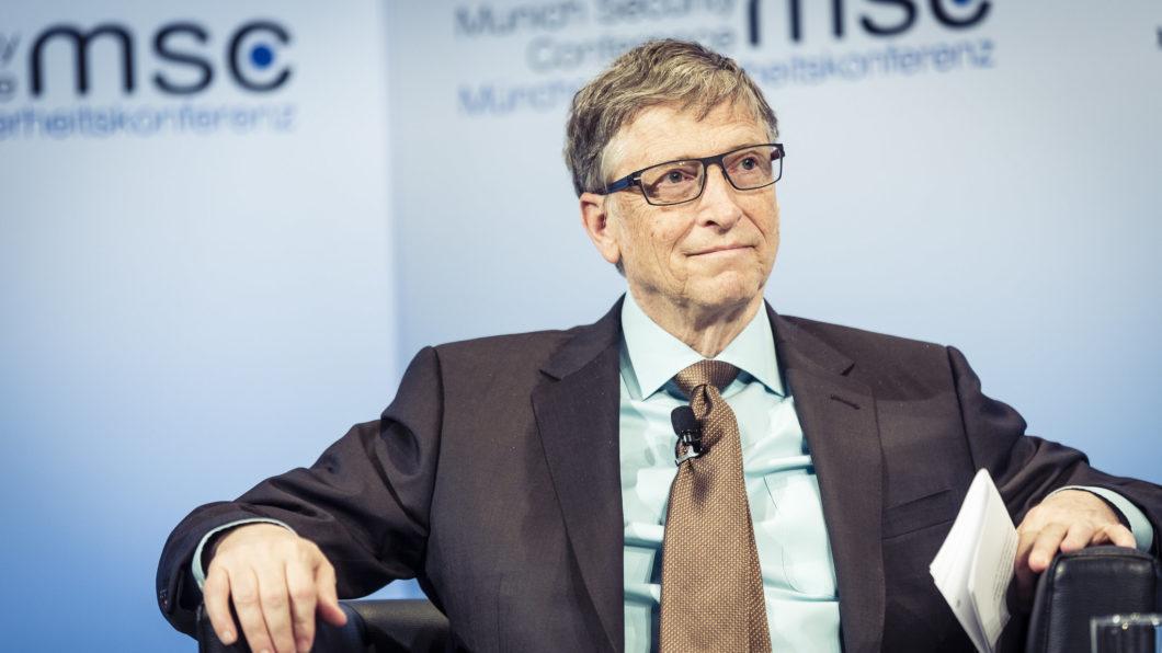 Bill Gates, fundador da Microsoft (Imagem: Greg Rubenstein/Flickr)