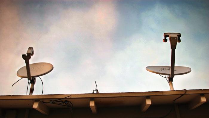 Antenas da Dish Network (Imagem: Rafael Castillo/Flickr)