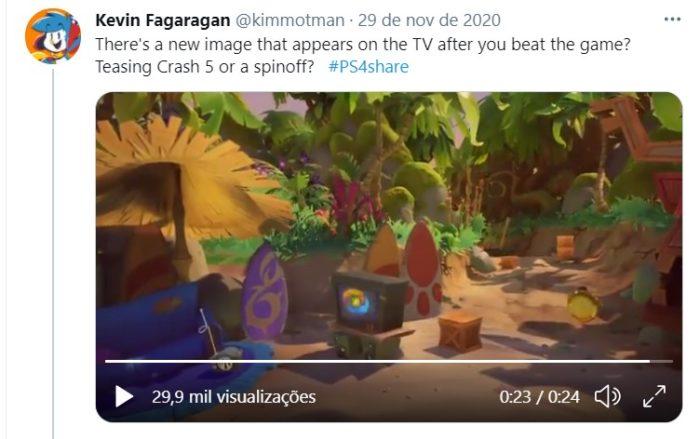7 curiosidades em Crash Bandicoot 4