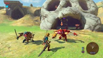 Hacker de Zelda: Breath of the Wild é preso por vender saves no Japão