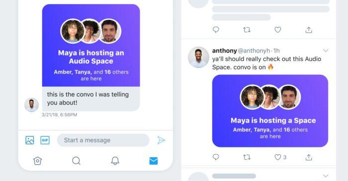 Como funciona o twitter spaces