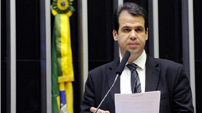 Deputado Aureo Ribeiro (Imagem: Reprodução/Câmara dos Deputados)